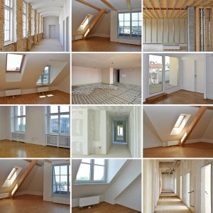 Leichtbauwände von Ihrem Spezialisten für Trockenbauten im Emsland - Martin Pink